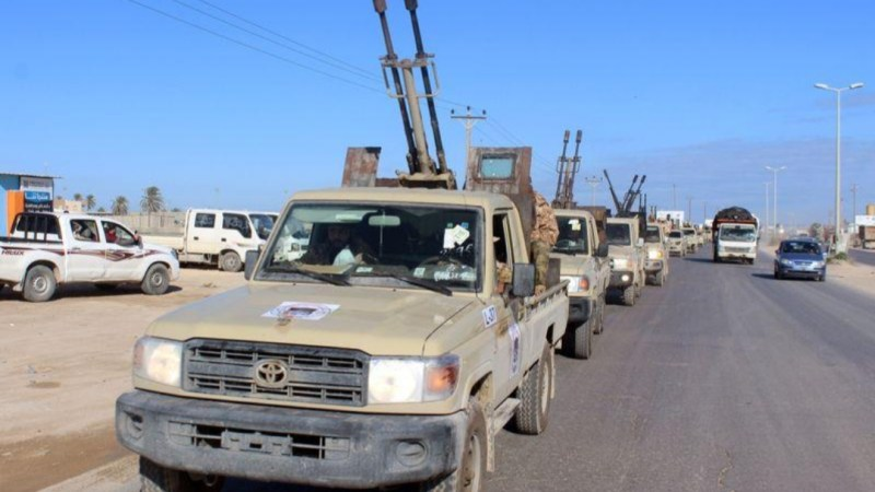 طرفا الصراع في ليبيا يتأهبان لمواجهة طويلة