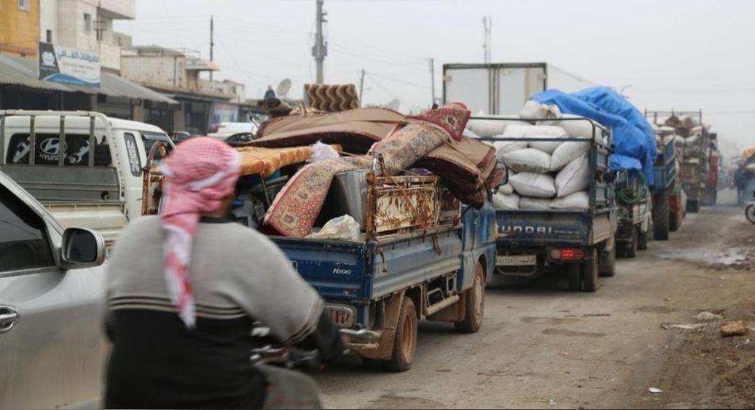روسيا تقول إن المسلحين في إدلب السورية لا يلتزمون بوقف إطلاق النار