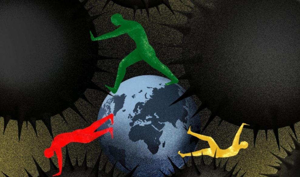 """""""فورين بوليسي"""": بعد أزمة كورونا.. عالمٌ أقل انفتاحاً وحريةً وازدهاراً"""