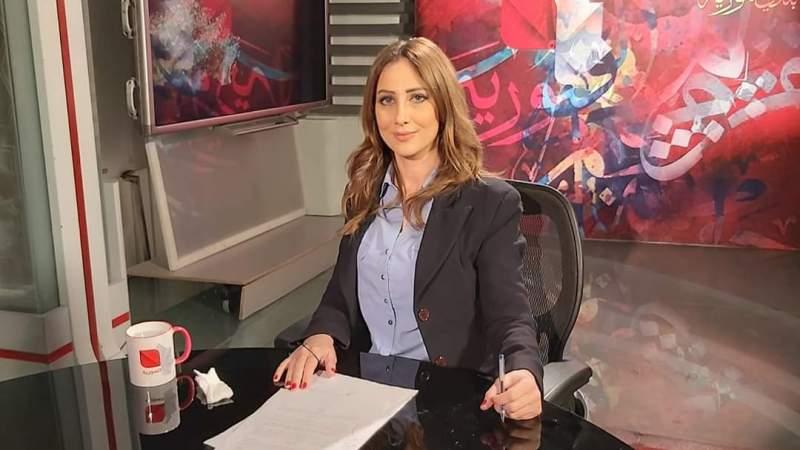 رنيم الباشا: المواظبة وخلق أفكار جديدة شرطان لنجاح الإعلامي