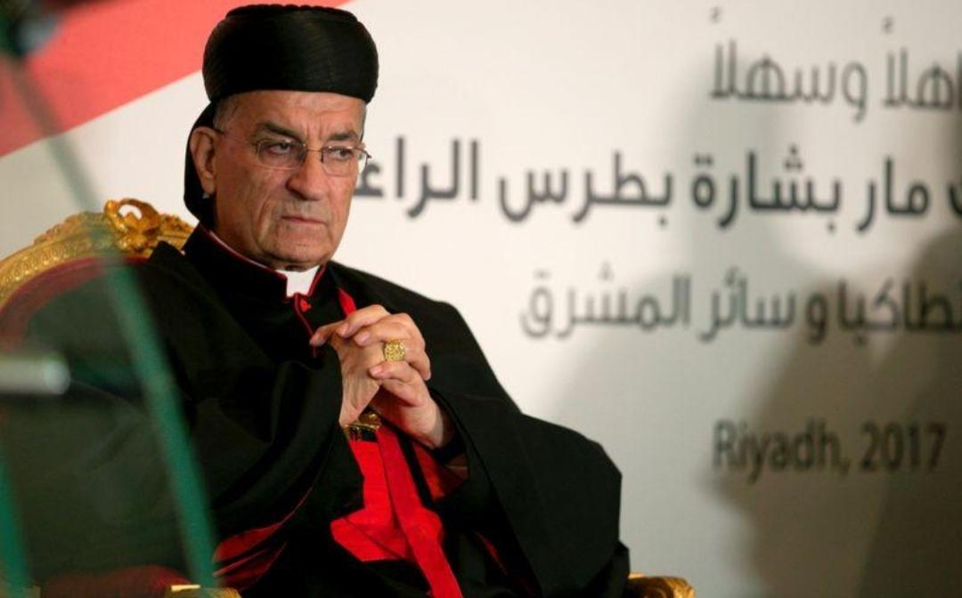 بطريرك الموارنة ينتقد جماعة حزب الله وحلفاءها بسبب الأزمة اللبنانية