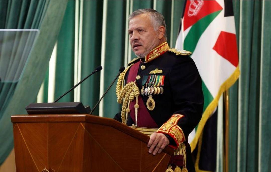 عاهل الأردن: خطط إسرائيل لضم أجزاء من الضفة الغربية تهدد السلام