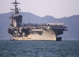 حاملتا طائرات أميركيتان تجريان تدريبات في بحر الصين الجنوبي