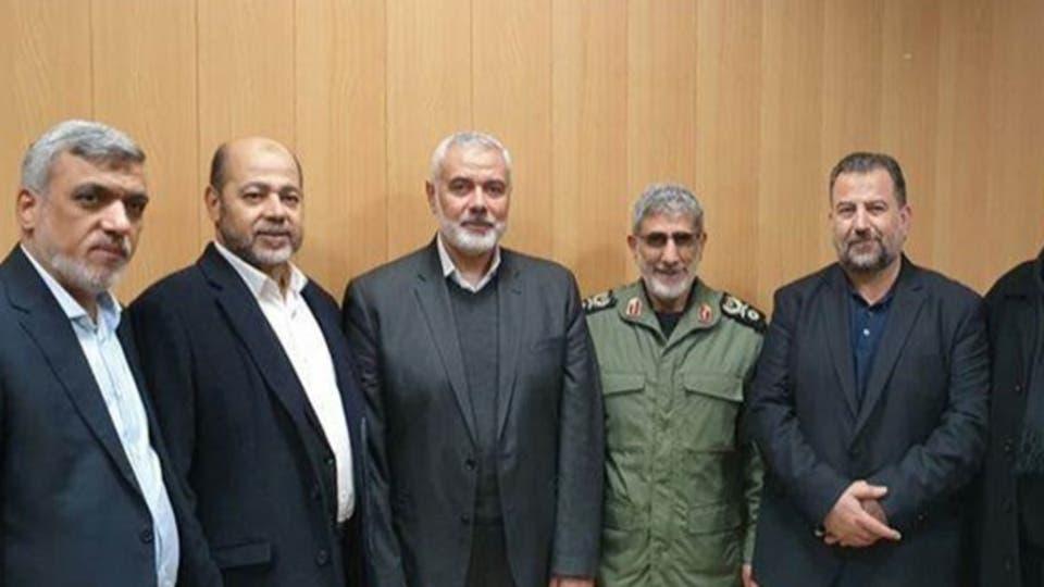 """""""حماس"""" ذكّرت الجميع بأن المسافة بين تل أبيب ودبي بعيدة، بينما غزة موجودة وراء السياج"""
