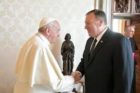 """""""فورين بوليسي"""": لماذا رفض البابا فرانسيس استقبال بومبيو؟"""