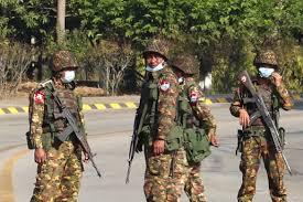 بايدن يزن الرد على انقلاب ميانمار
