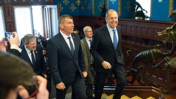 أشكنازي: روسيا لاعب رئيسي في الشرق الأوسط وتؤدي دوراً مهماً جداً في الاستقرار الإقليمي
