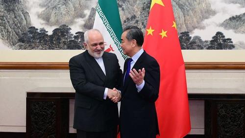 NYT تكشف تفاصيل مسودة الاتفاق بين إيران والصين