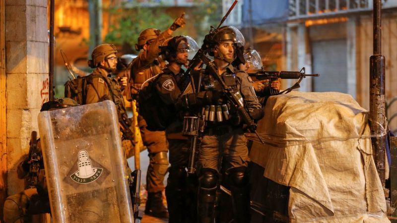 تجاوزوا الحد، السلطات الإسرائيلية وجريمتا الفصل العنصري والاضطهاد