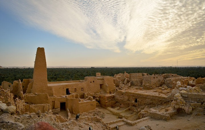 واحة سيوة جنة سياحية في الصحراء الغربية…
