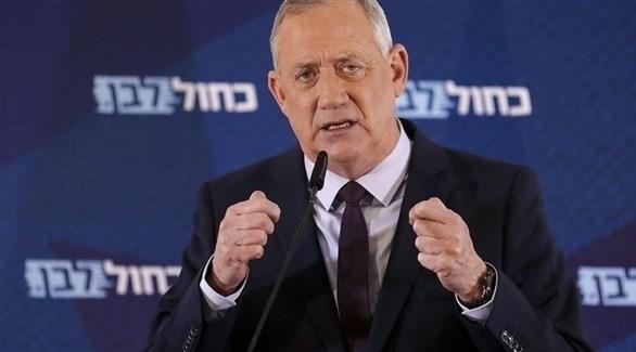 غانتس: إسرائيل سترد بقوة على أي انتهاك لوقف إطلاق النار من قطاع غزة