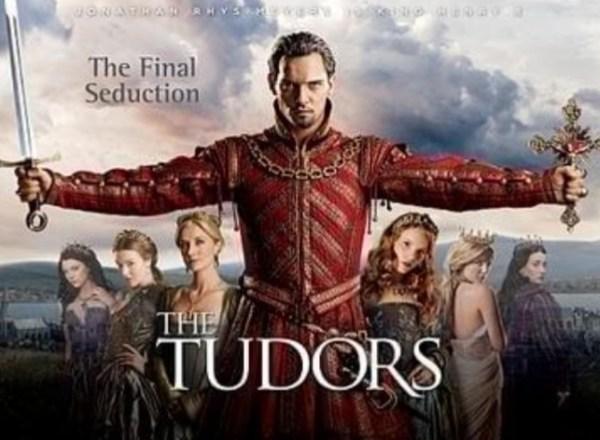 The Tudors مسلسل