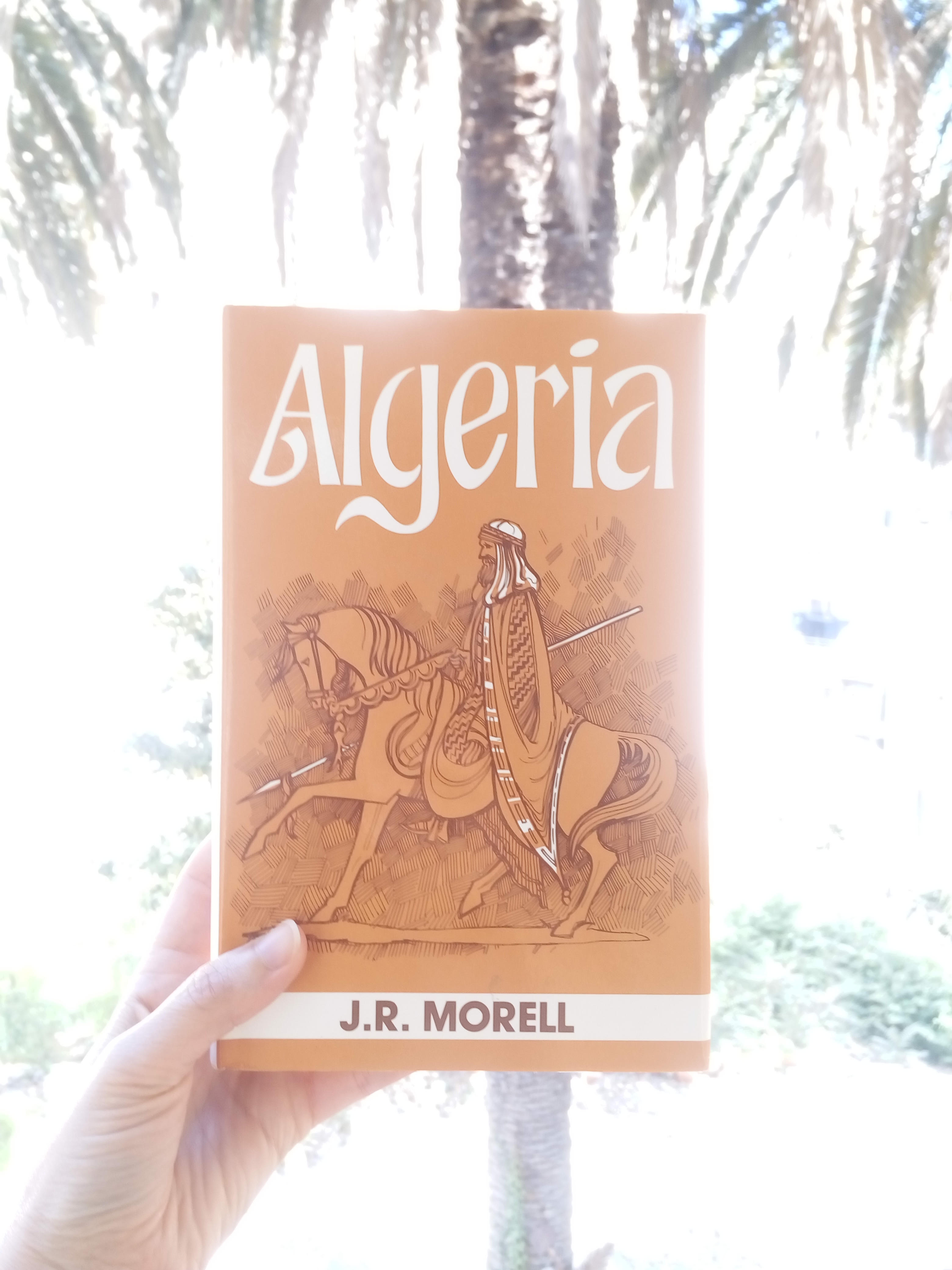 An Interview with the Anonymous Author of 'Through Algeria'
