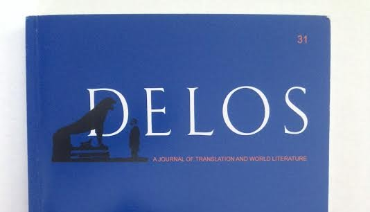 Sunday Submissions: 'Delos,' a Journal of Translation and World Literature