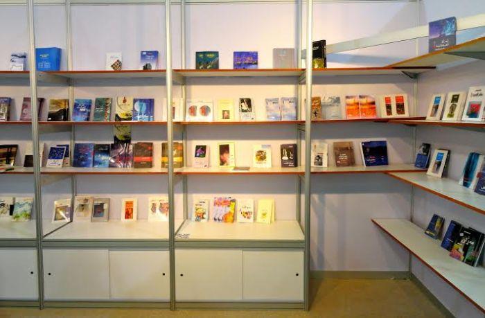 Emirates Writers Union stall