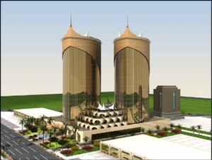 Architecture proposed for a future Iraq.