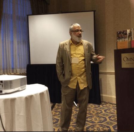 LAL Executive Editor Shawkat Toorawa