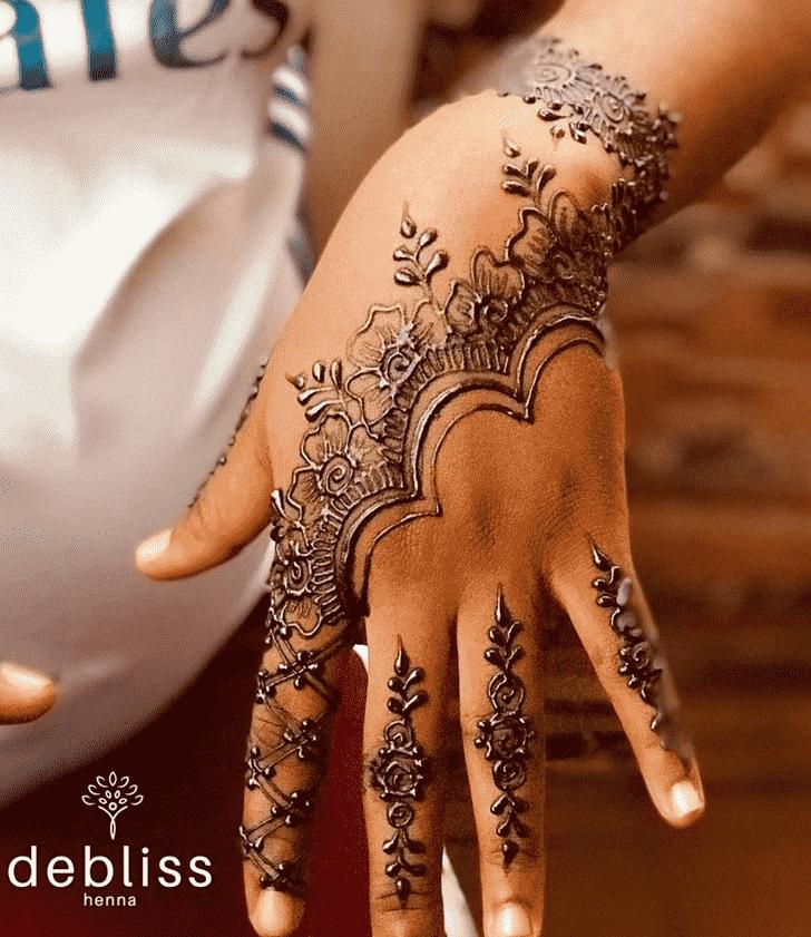 Adorable Adorable Henna design