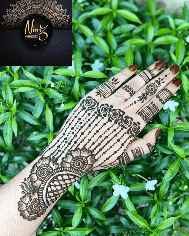 Adorablesome Adorable Henna design