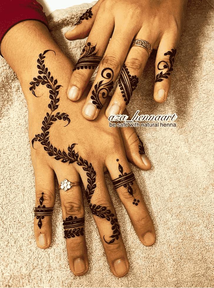 Angelic Ajman Henna Design