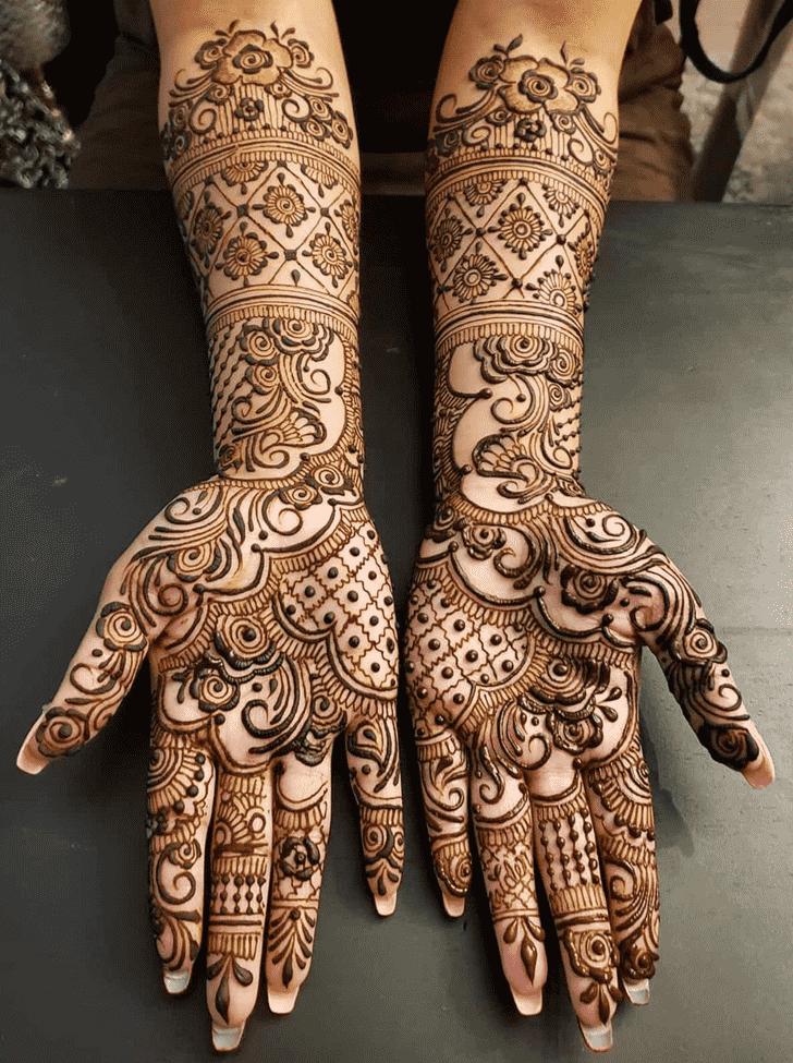 Superb Al Ain Henna Design