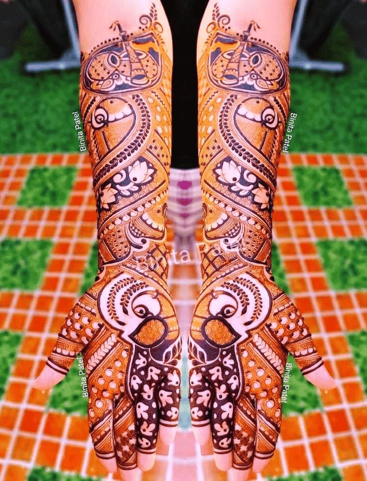 Arm Austria Henna Design