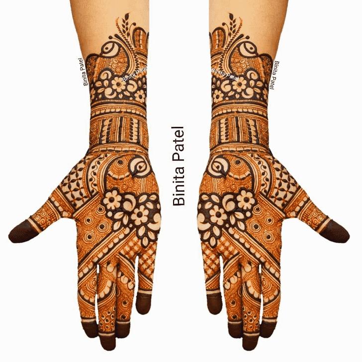 Excellent Austria Henna Design