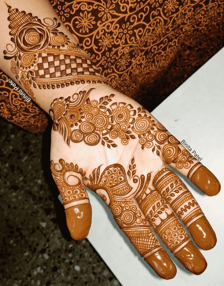 Fine Austria Henna Design