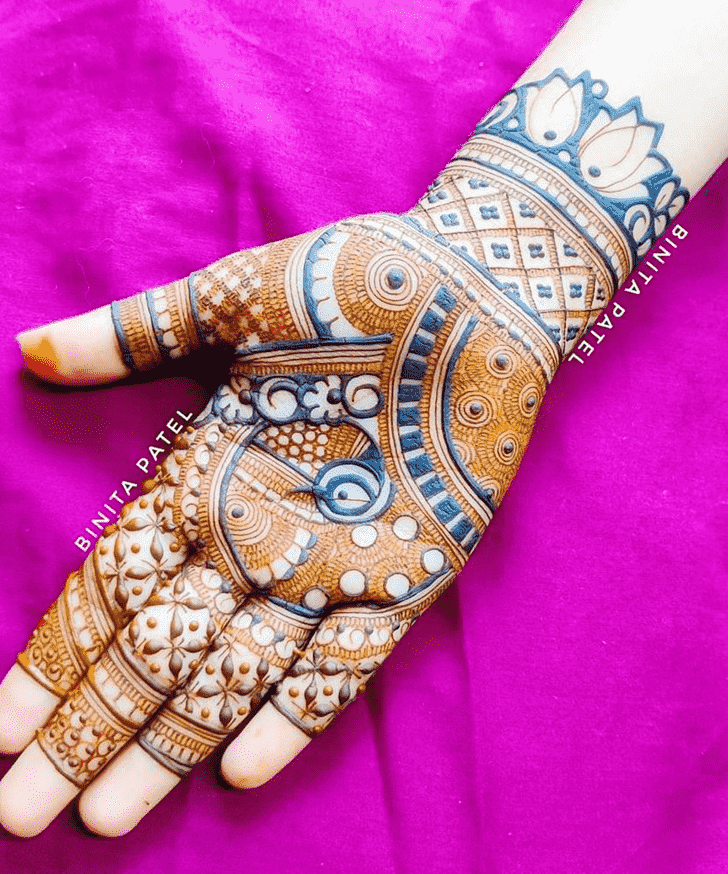 Superb Austria Henna Design