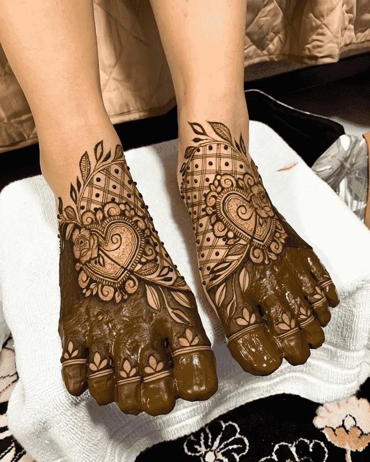 Marvelous Bhubaneswar Henna Design