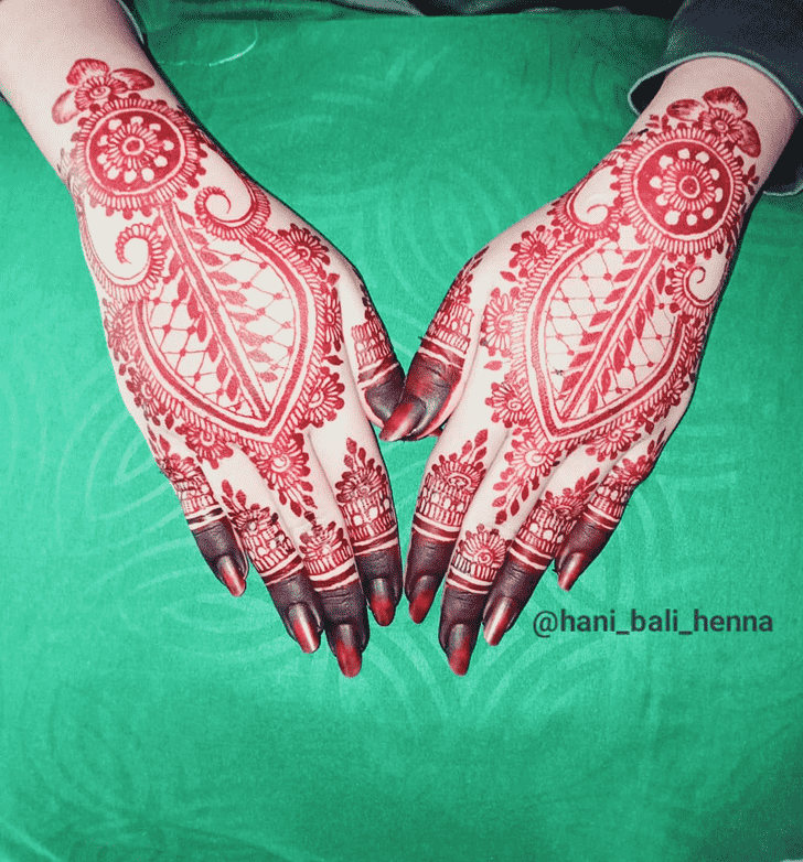 Fair Chicago Henna Design