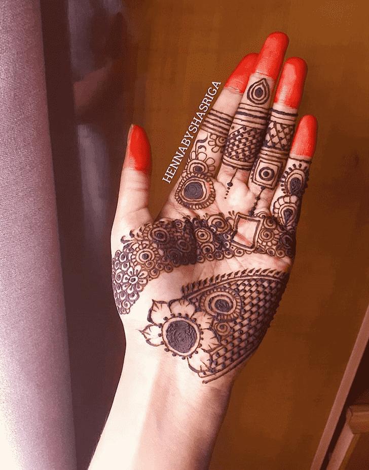 Ideal Chicago Henna Design