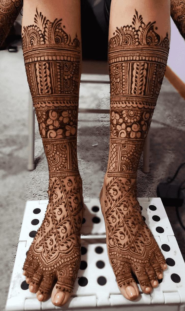 Superb Chicago Henna Design