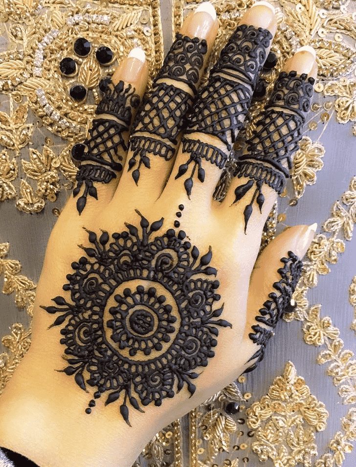 Angelic Coimbatore Henna Design