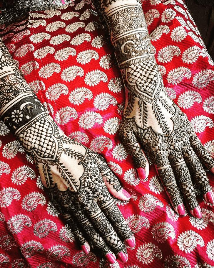 Excellent Coimbatore Henna Design