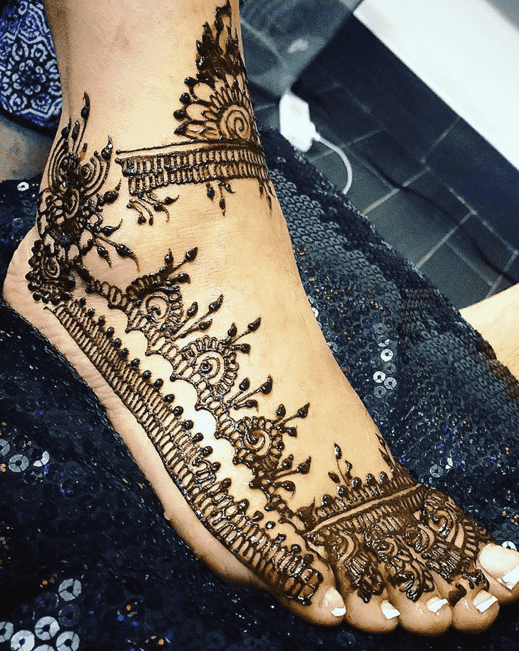 Fair Coimbatore Henna Design