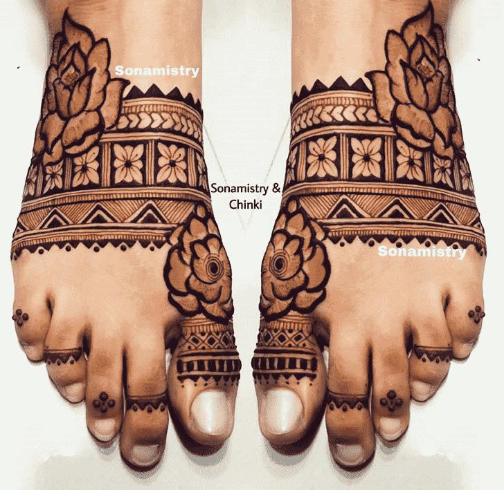 Magnificent Coimbatore Henna Design