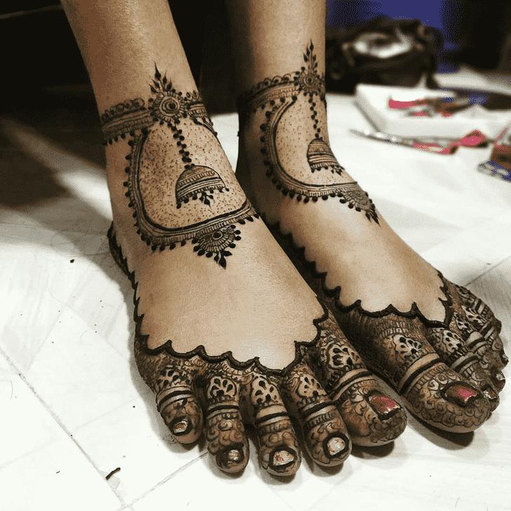 Superb Comilla Henna Design