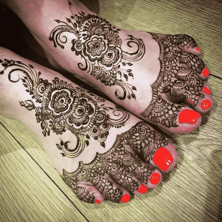 Beauteous Copenhagen Henna Design