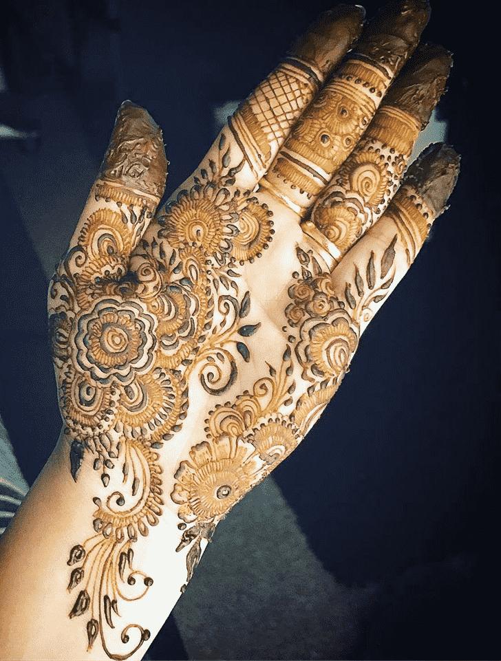 Delightful Copenhagen Henna Design
