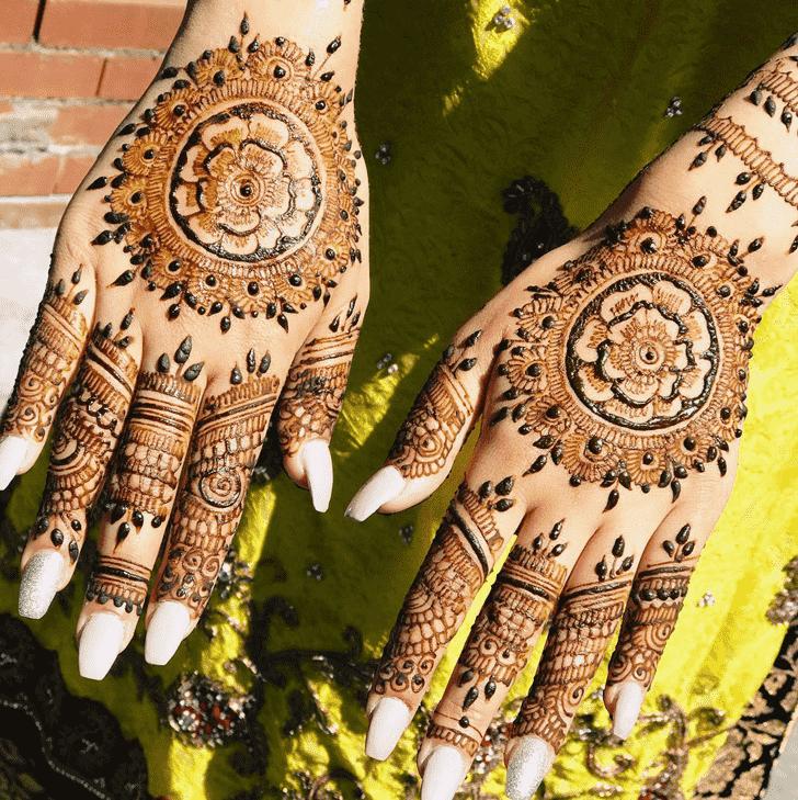 Arm Copenhagen Henna Design