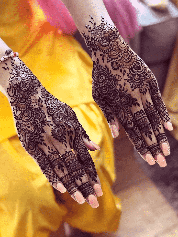 Excellent Copenhagen Henna Design