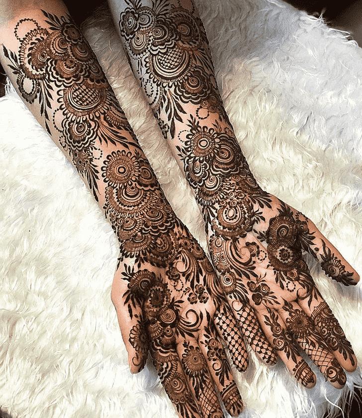 Fair Copenhagen Henna Design