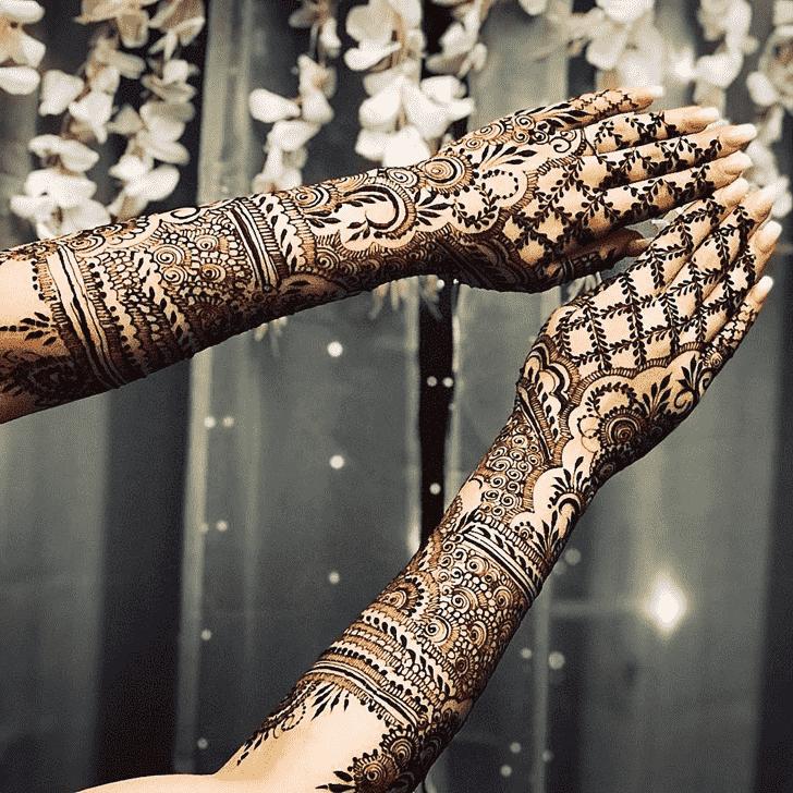 Good Looking Copenhagen Henna Design