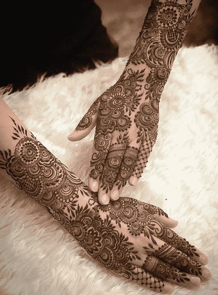 Gorgeous Copenhagen Henna Design