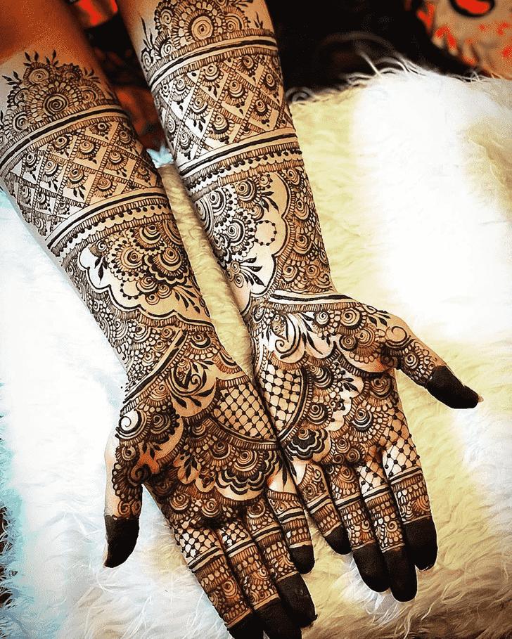 Awesome Copenhagen Henna Design