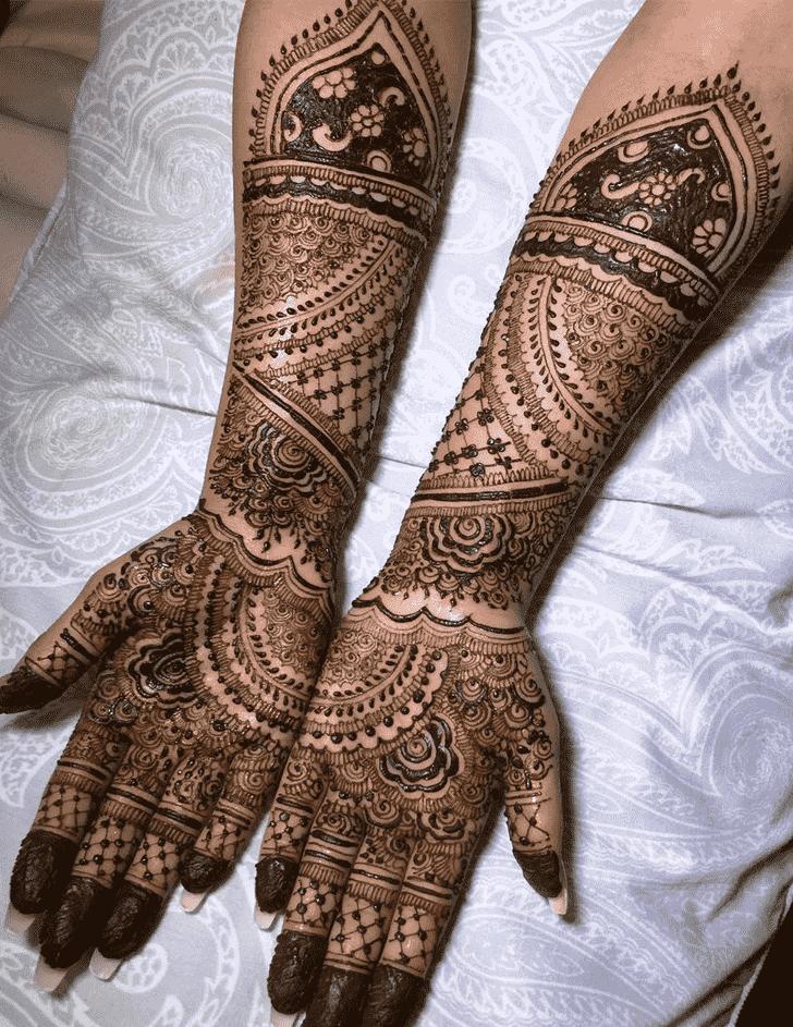 Marvelous Copenhagen Henna Design
