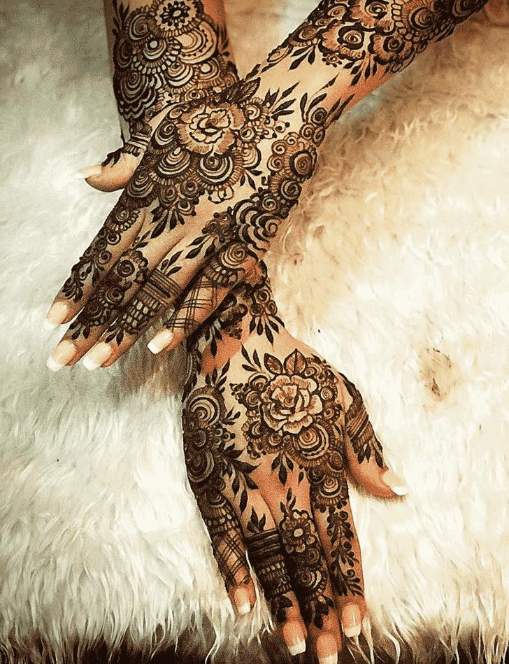 Pretty Copenhagen Henna Design