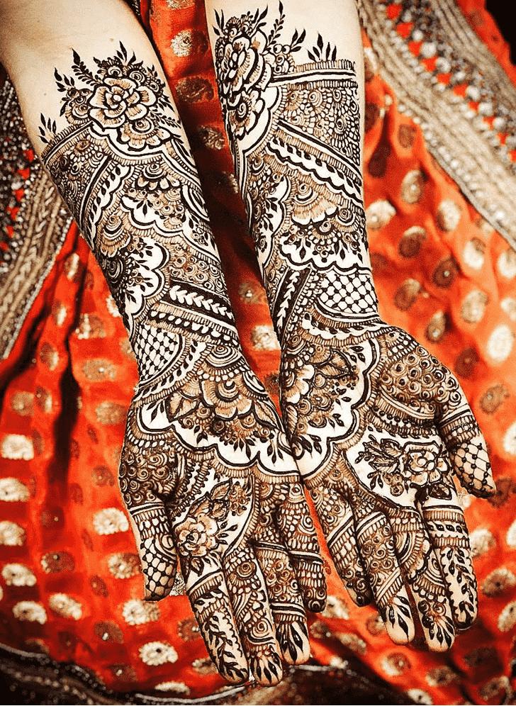 Ravishing Copenhagen Henna Design