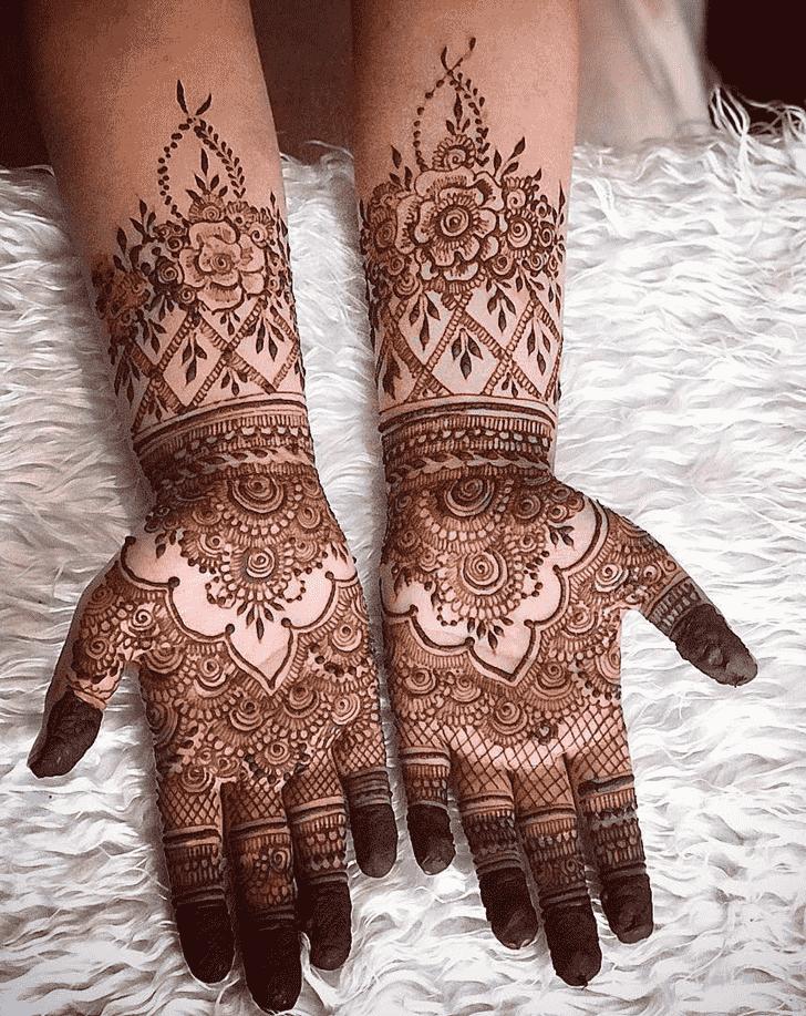 Slightly Copenhagen Henna Design